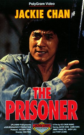 Jackie Chan Is the Prisoner [VHS]