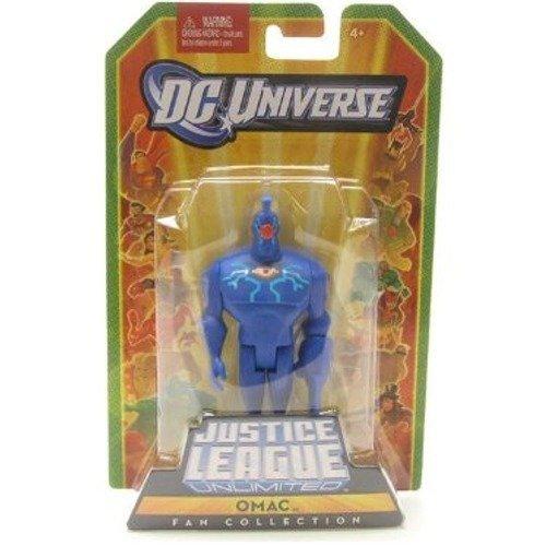 Mattel DC Universe Justice League Unlimited Fan Collection OMAC Action - Justice League Mattel Unlimited