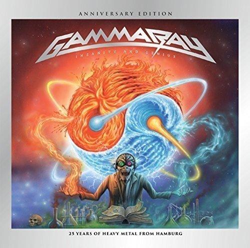 Gamma Ray - Insanity & Genius: 25th Anniversary - Zortam Music