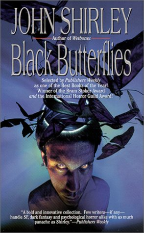 book cover of Black Butterflies