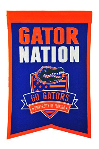 Winning Streak NCAA Florida Gators Nations Banner