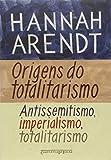 capa de Origens do Totalitarismo
