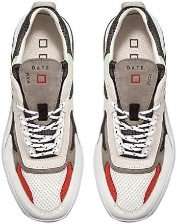 D.A.T.E. Sneaker Bimbo fuga 2 netki J321-FG2-NK-BK Black PE20