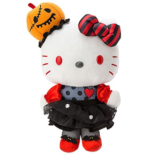 [Sanrio Hello Kitty stuffed Halloween 2016 From Japan New] (Artist Costumes Halloween 2016)