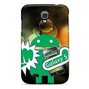 Cute Appearance Cover/tpu YGyZBiq3050GcdWV Galaxys Case For Galaxy S4