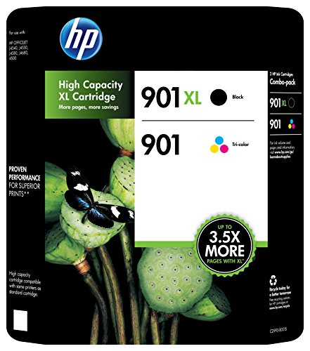 HP 901XL Cartridge Multicolor CZ722FN product image