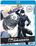 Haven't You Heard? I'm Sakamoto Complete Collection contains episodes 1-13. Step into classroom 1-2 and meet the coolest guy in school. In fact, Sakamoto may just be the coolest guy ever. And that's not just because he makes his student uniform and g...