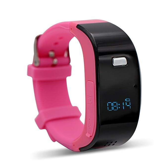 TECOMAX niño y el años inteligente pulsera reloj inteligente de ...