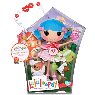 Mga Lalaloopsy Doll Rosy Bumps N Bruises from MGA Entertainment