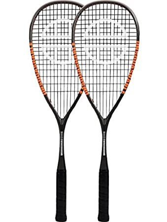 UNSQUASHABLE INSPIRE Y-6000 Squash Racket 2 RACKET BUNDLE