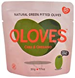 Milas Oloves Hot Chilli Mama — 1.1 oz Each / Pack of 10