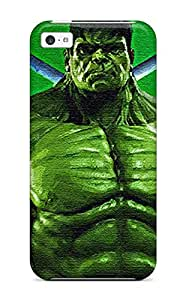 High Quality ZippyDoritEduard Hulk Skin Case Cover Specially Designed For Iphone - 5c