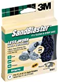 3M SandBlaster 9681 4-1/2-Inch Coarse Clean-N-Strip Disc