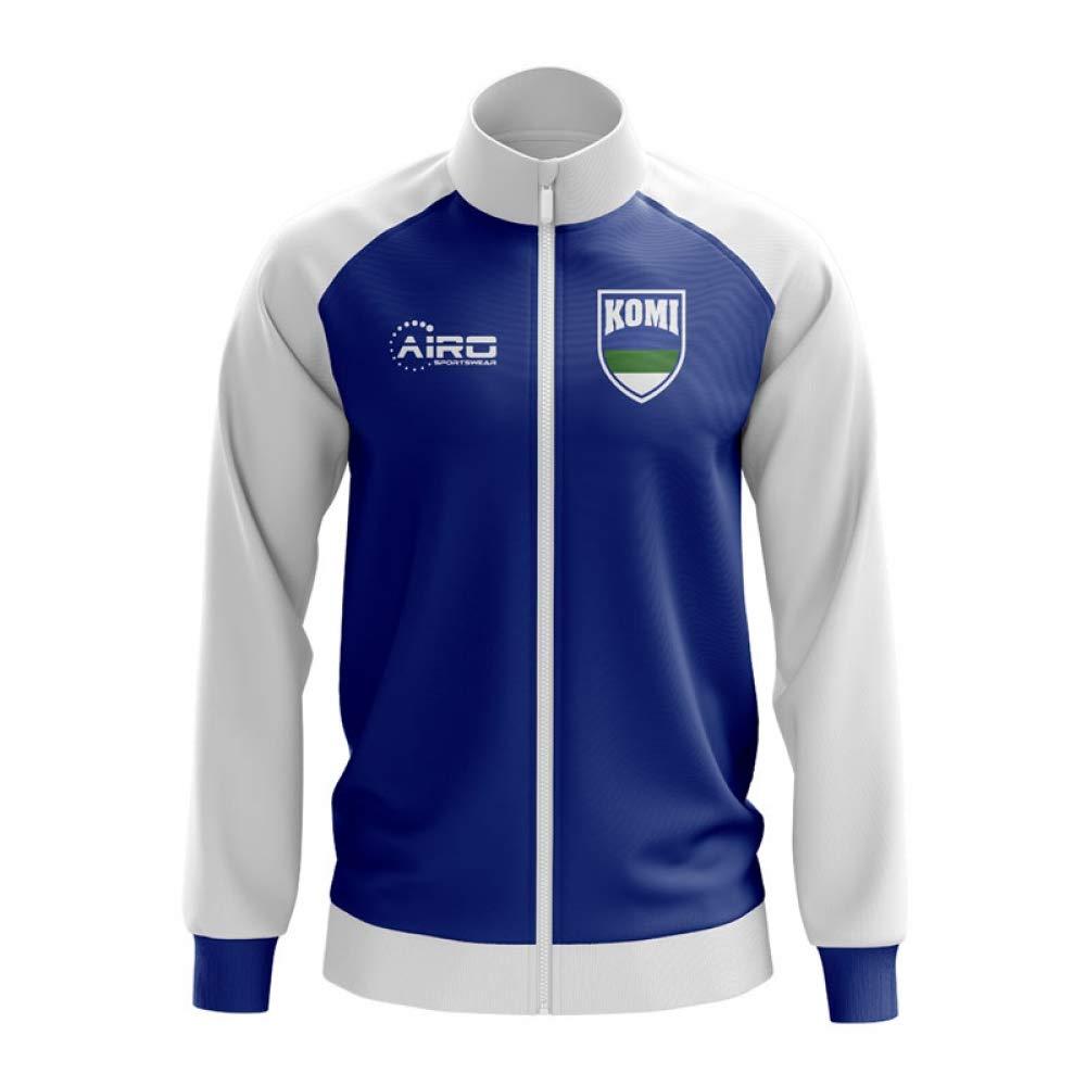 Airo Sportswear Komi Concept Football Track Jacket (Blau)