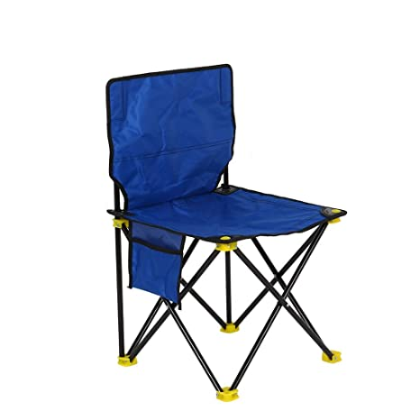 Silla plegable de color sólido, silla de ocio Taburete de ...