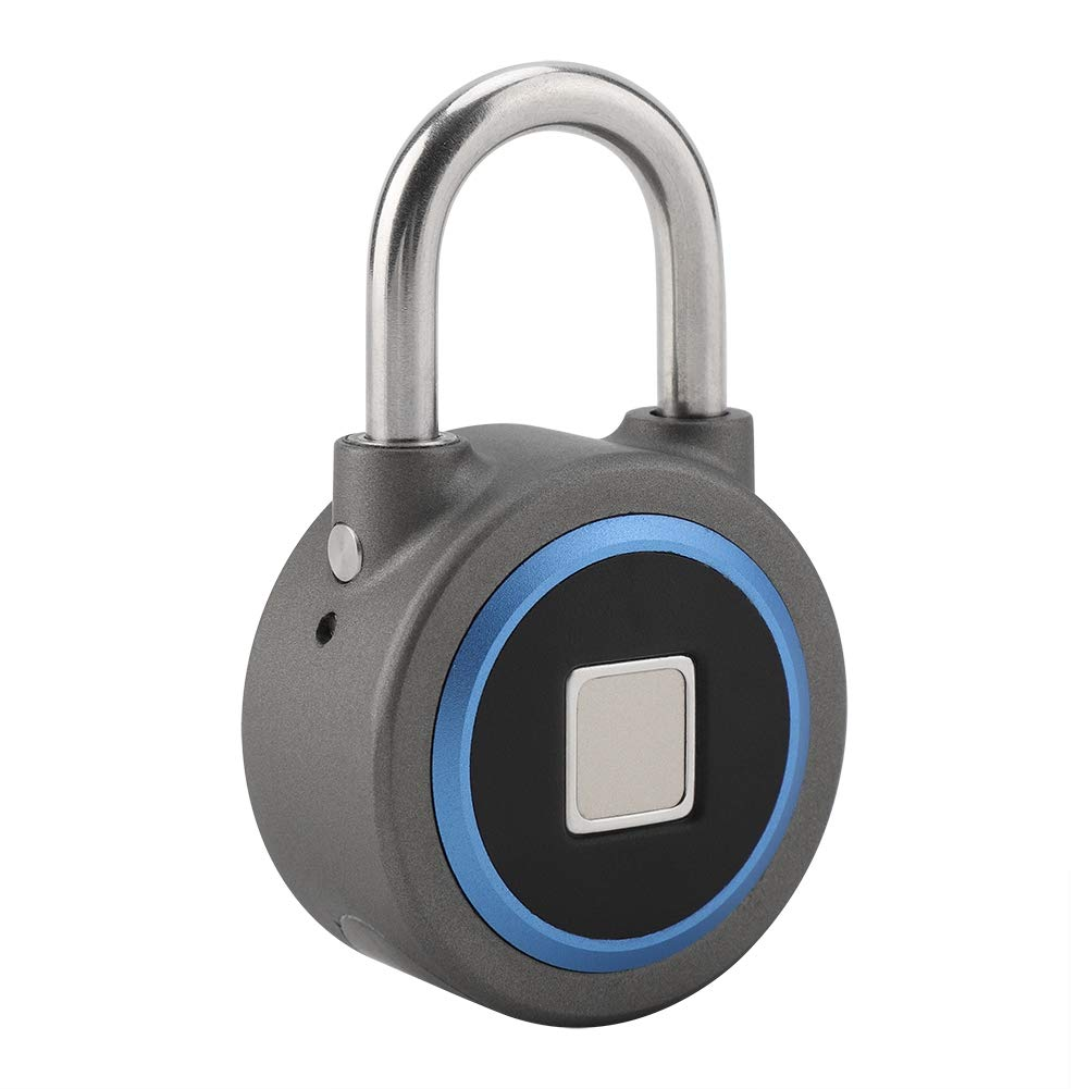 Garosa Key-Less Smart Lock Bluetooth and Fingerprint Smart Locks Digital Smart Remote Wireless Lock Open Close Home Security Door Lock