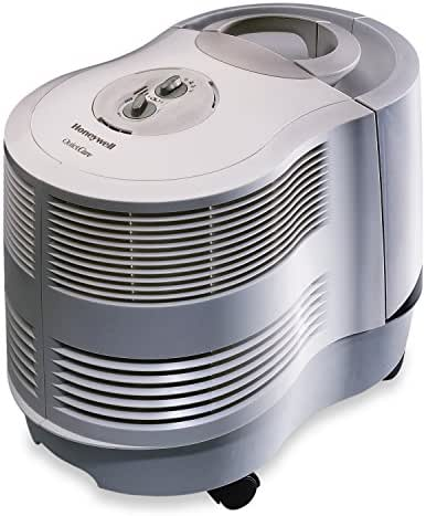Honeywell Cool Moisture Console Humidifier, White