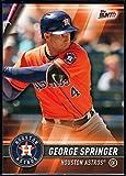 2017 Topps Bunt #139 George Springer Houston Astros Baseball Card
