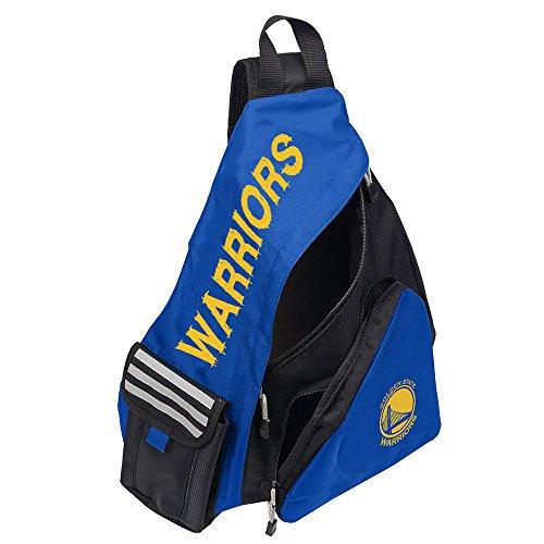 (Officially Licensed NBA Golden State Warriors Leadoff Slingbag)