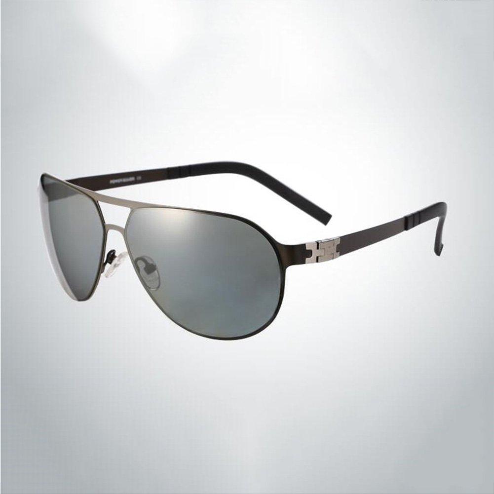 0fe6381637 HONEY Titanio Elástico Ultraligero Gafas De Sol Gafas Polarizadas Para  Hombres Dedicado Conducción De La Lente