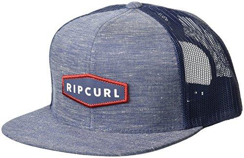 Rip Curl Men's Hombre Trucker, Navy/Navy, (Logos Rip Curl)