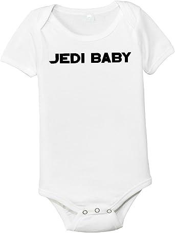 Bodysuit Cotton Gift Baby Jedi Cool  Baby One Piece Romper