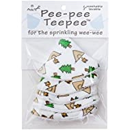 Pee-pee Teepee Camping White - Cello Bag