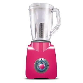 Smoothie Maker Mini Batidora Electrica 300W Portátil Batidora de vaso 600ml para Zumos y Batidos con