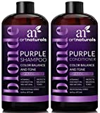 Artnaturals Purple Duo, 16 Ounce, 2 Count