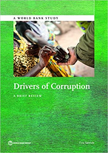 Amazon com: Drivers of Corruption: A Brief Review (World