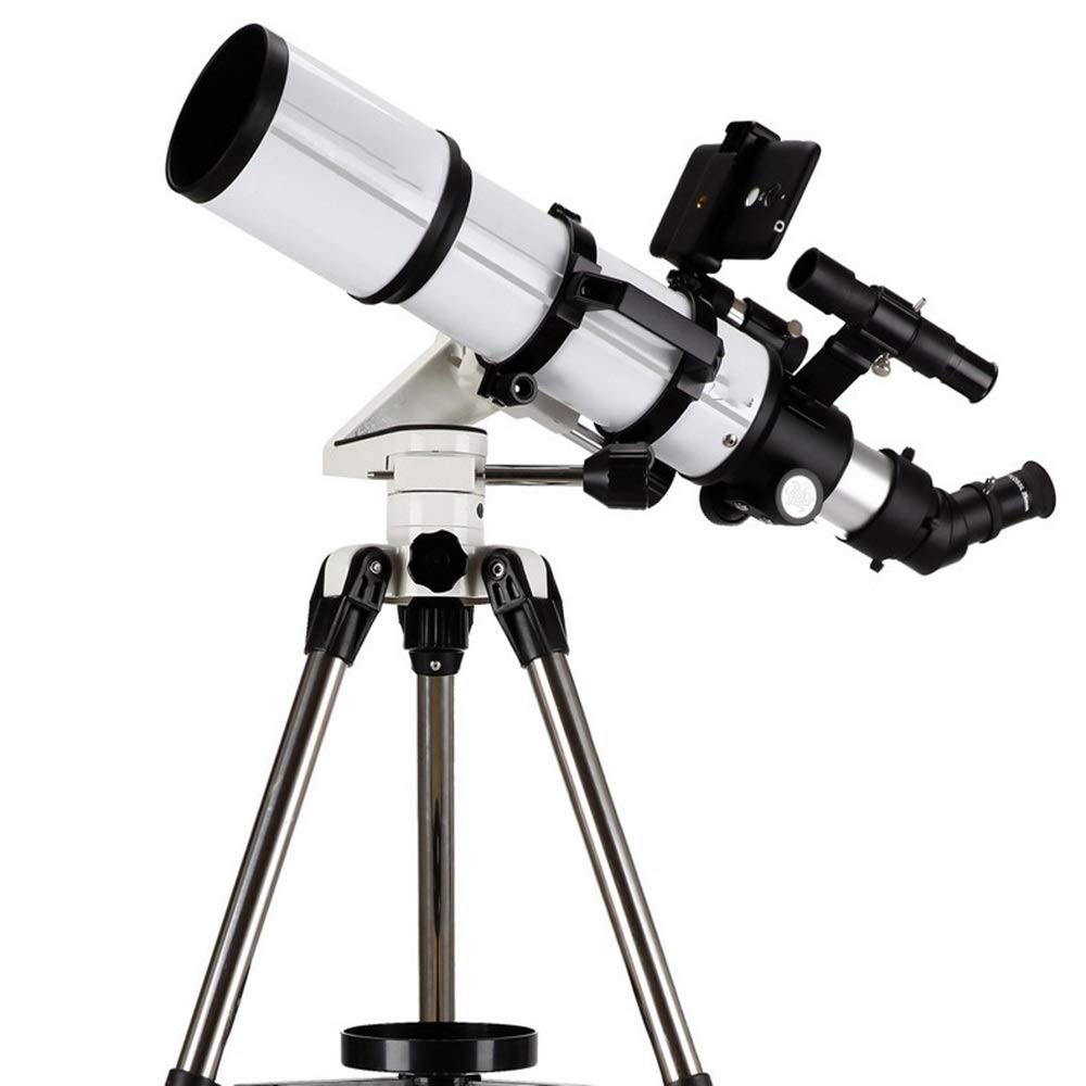 JUNNA Astronomical Telescope Outdoor Products Professional Stargazing Telescope HD High-Power Students Adult World Dual-use by JUNNA