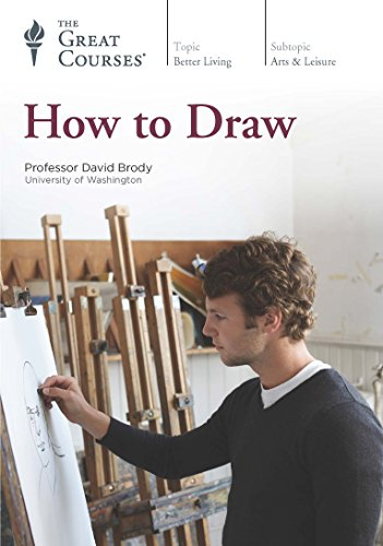 How to Draw by The Great Courses (Teaching Company)