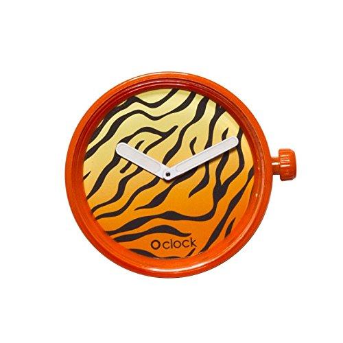 O clock fullspot caja Safari mecanismo de tigre