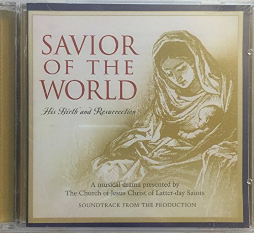 Savior of the World: His Birth and Resurrection, (Set of 2 Compact Discs) (Orchestra at Temple Square.)