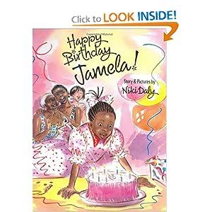 Happy Birthday Jamela! Niki Daly
