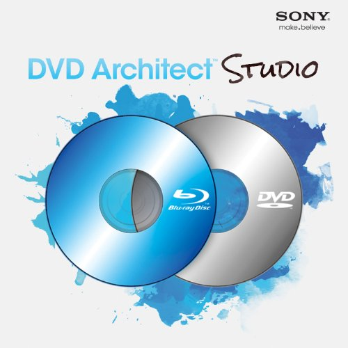 Sony DVD Architect Studio 5.0- 30 Day Free Trial (Multimedia Software)