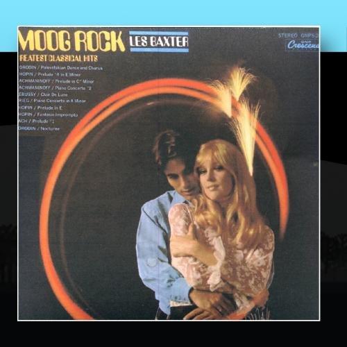 Moog Rock: Great Classic Hits - Moog Amps