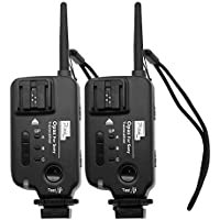 Pixel Wireless Shutter Flash Remote Control 1/8000s Transceiver Flash Trigger opas 2pcs For SONY DSLR Digital Camera a900 a850 a700 a560 a550 a500 a450 a350 a300 a200 a100 a77 a65 a57 a55 a35 a33 a37