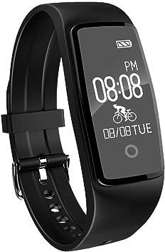 Amazon.com: Willful Fitness Tracker, reloj de monitor de ...