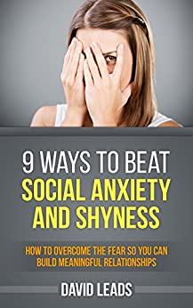 an analysis of social anxiety and the ways to conquer fear Here's a list of some of the most powerful scriptures to help overcome the feelings of anxiety and fear skip to follow on social and my mind in ways that i.