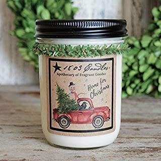 product image for 1803 Candles - 14 oz. Jar Soy Candles - (Home for Christmas)