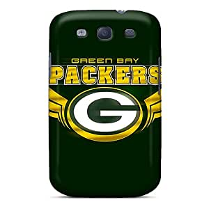 Galaxy Cases - Tpu Cases Protective For Galaxy S3- Green Bay Packers Black Friday