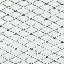 Amaco Wireform Metal Mesh Aluminum Woven Studio Mesh - 3/8 In. Pattern Pack Of 3 Sheets