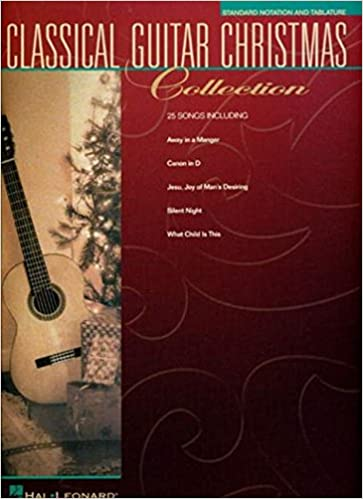 Classical Guitar Christmas Collection (Guitar Book): Amazon.es ...
