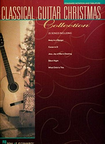 (Classical Guitar Christmas Collection)