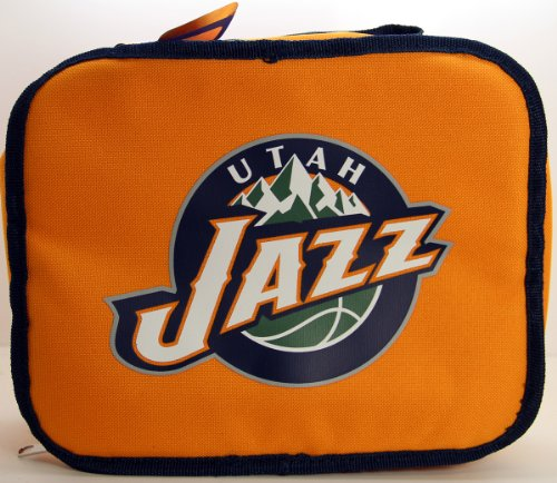 NBA Utah Jazz Insulated Lunch Box by NBA