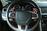 METYOUCAR Aluminum alloy Steering Wheel Gear Shift Paddle Cover Trim
