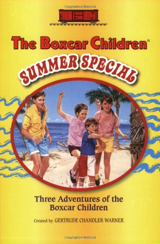 The Boxcar Children Summer Special (The Boxcar Children Mysteries) by Albert Whitman & Company