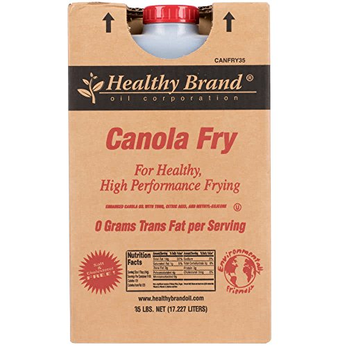TableTop King 35 lb. High Performance Canola Fry Oil by TableTop King