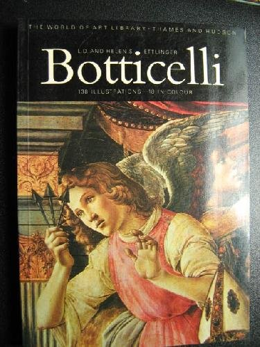 Botticelli (World Of Art)